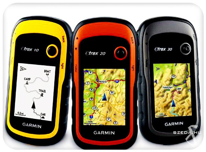 GPS-es ereklye keresés